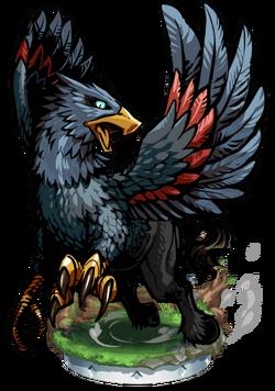 Hippogriff II Figure