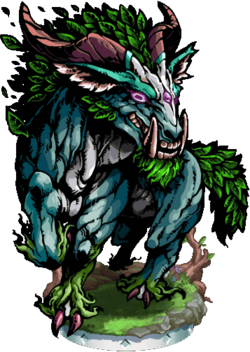 Yale, Beast of the Forest II Figure