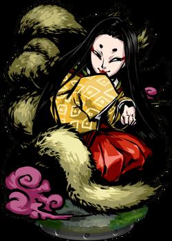 Tamamo-no-Mae Figure