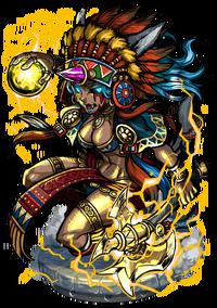 Haokah, the Lightning Brave II Figure