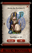 Aleine the Revelator II Pact Reveal