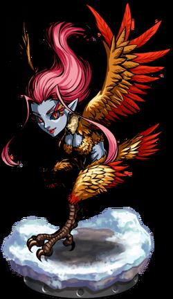 Harpy II Figure