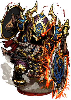 Minos, Judgment King II Figure