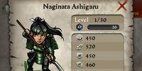Naginata Ashigaru