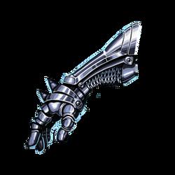 Polished Armature