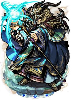 Scirocco, Father of Winds Figure