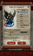 Fafnir, Fire Dragon II Pact
