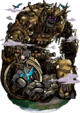 Tuniq, Guardian Colossus II Figure