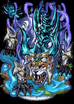 Afanc, Beast of the Deep II Figure