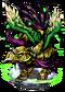 Simurgh, Bird Divine II Figure