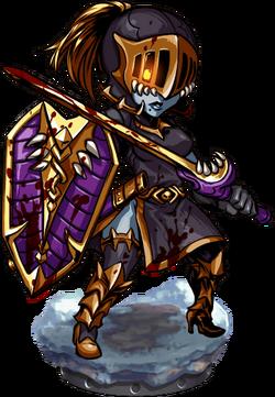 Elven High Mercenary II Figure