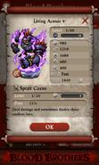 Living Armor + Base Stats