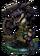 Zorg, Lizardman Berserker Figure