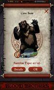 Cave Bear (pact)