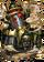 Brass Tarantula Figure