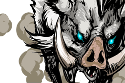 File:Wild Boar II Face.png