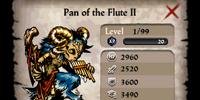 Pan of the Flute II