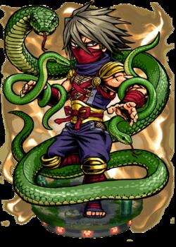 Saizo, Phantom Ninja Figure