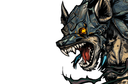 File:Bronzeclad Hyena Face.png