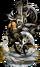 Dwarven Axeman Figure