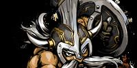 Dwarven Axeman