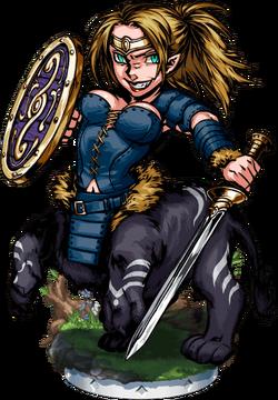 Lia, Gladiator II Figure