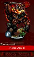 Flame Ogre II (evolution reveal)
