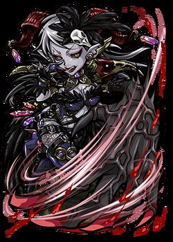Mammon, Raven Claw Figure