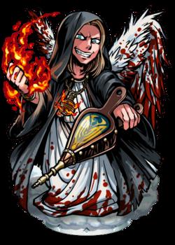 Xaphan, Angel of Avarice Figure
