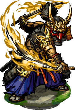 Chikaemon, Master Samurai Figure