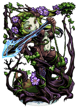 Dryad Archer II Figure