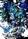 Okypete, Frost Harpy Figure