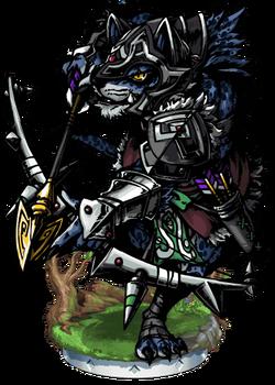 Philoc, Deadly Shadow Figure