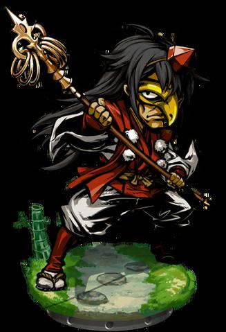 File:Raven Tengu II Figure.png