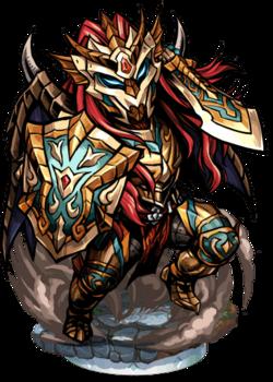 Leupold, Wyvern Knight II Figure