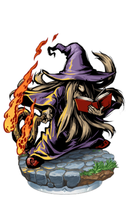 Inferno Magus ++ Figure