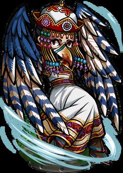 Moh Shuvuu, the Dread Bride II Figure