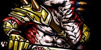 Zanga, the Iron Storm II