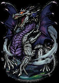 Sugaar, Wind Dragon Figure