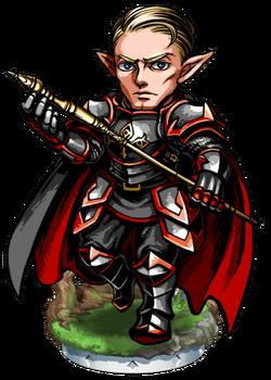 Caleon, Overseer Figure