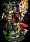 Cat Sith Warlord II Figure