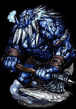 Hrimthurs, Frost Giant Figure