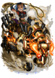 Pasiphae, the Brass Bull II Figure