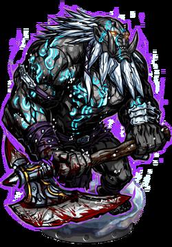 Dark Hrimthurs Figure