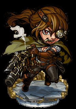 Dovin, Bounty Huntress Figure