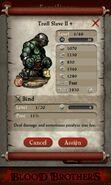 Troll Slave II + (captured)