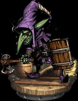 Goblin Thug + Figure