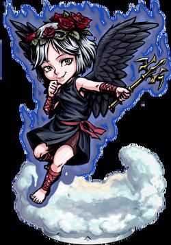 Black Angel II Figure