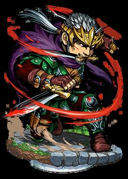 Autolycus, Shrewd Warrior II Figure