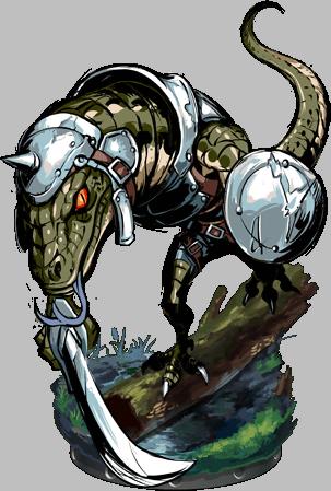 File:Lizardman Warrior + Figure.png